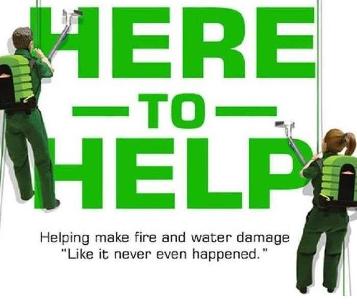 SERVPRO support