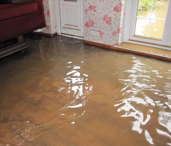 Why SERVPRO Why SERVPRO For Water Damage